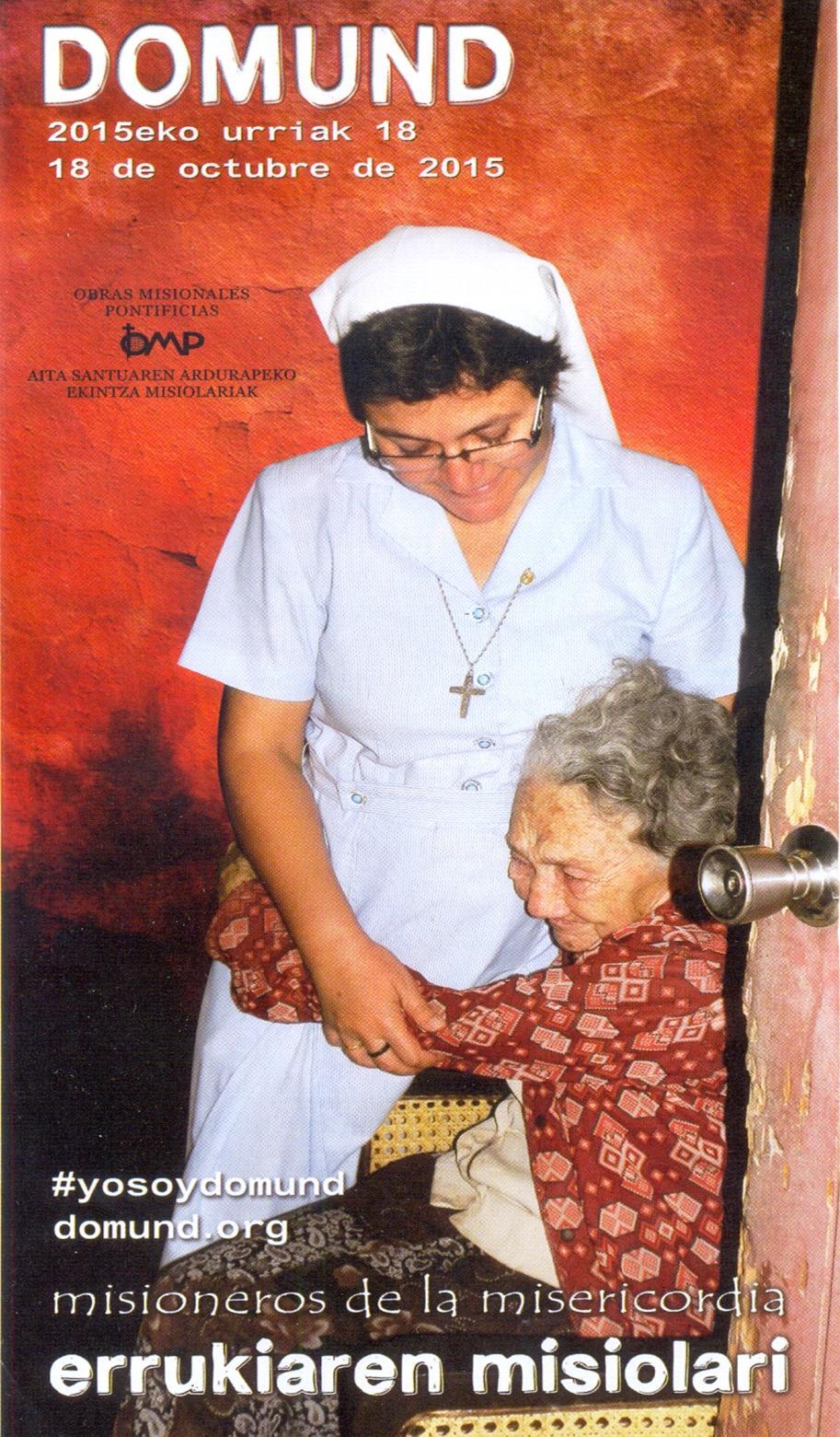 Misioneros de la Misericordia - Domund 2015