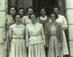 Mariasun, abajo 1ª por la derecha